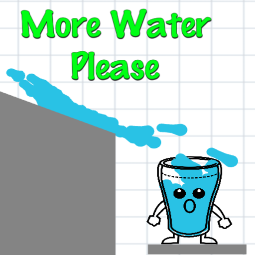 MoreWaterPlease AppGame para Android